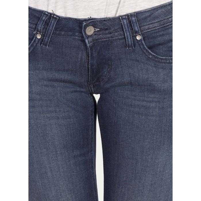 Mustang dámské jeans Gina Skinny 872 Denim Blue - Prima móda 047ed5dcb5