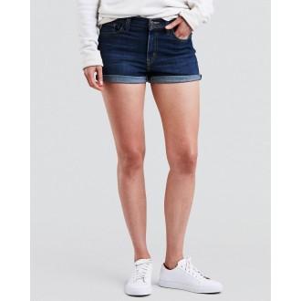 Levi's dámské kraťasy Blue Forest High Rise Shorts