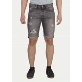 Levi's pánské kraťasy 501® Original Fit Cut-Off Shorts Black Hawaii