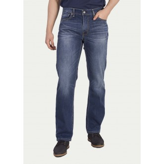 Levi's 514 Straight Fit Stretch Jeans - Cloudy