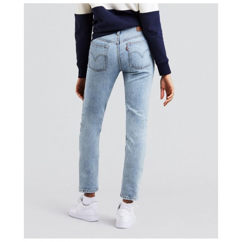 Levi´s dámské jeans 501 SKINNY Lovefool