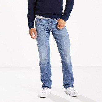 Levi´s pánské jeans 501 ORIGINAL FIT Rocky Road Roll