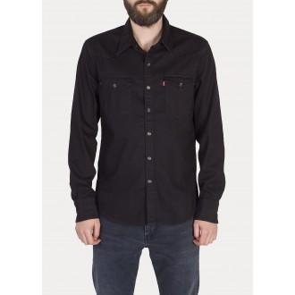 Levi´s pánská košile Barstow Western Black