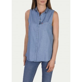 Levi´s dámská blůza CORALIE SHIRT Light Wash X