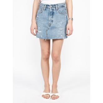 Levi´s dámská sukně Deconstructed Skirt American Wild