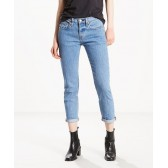 Dámské jeans 501 TAPER Amerika Blue 36197-0011