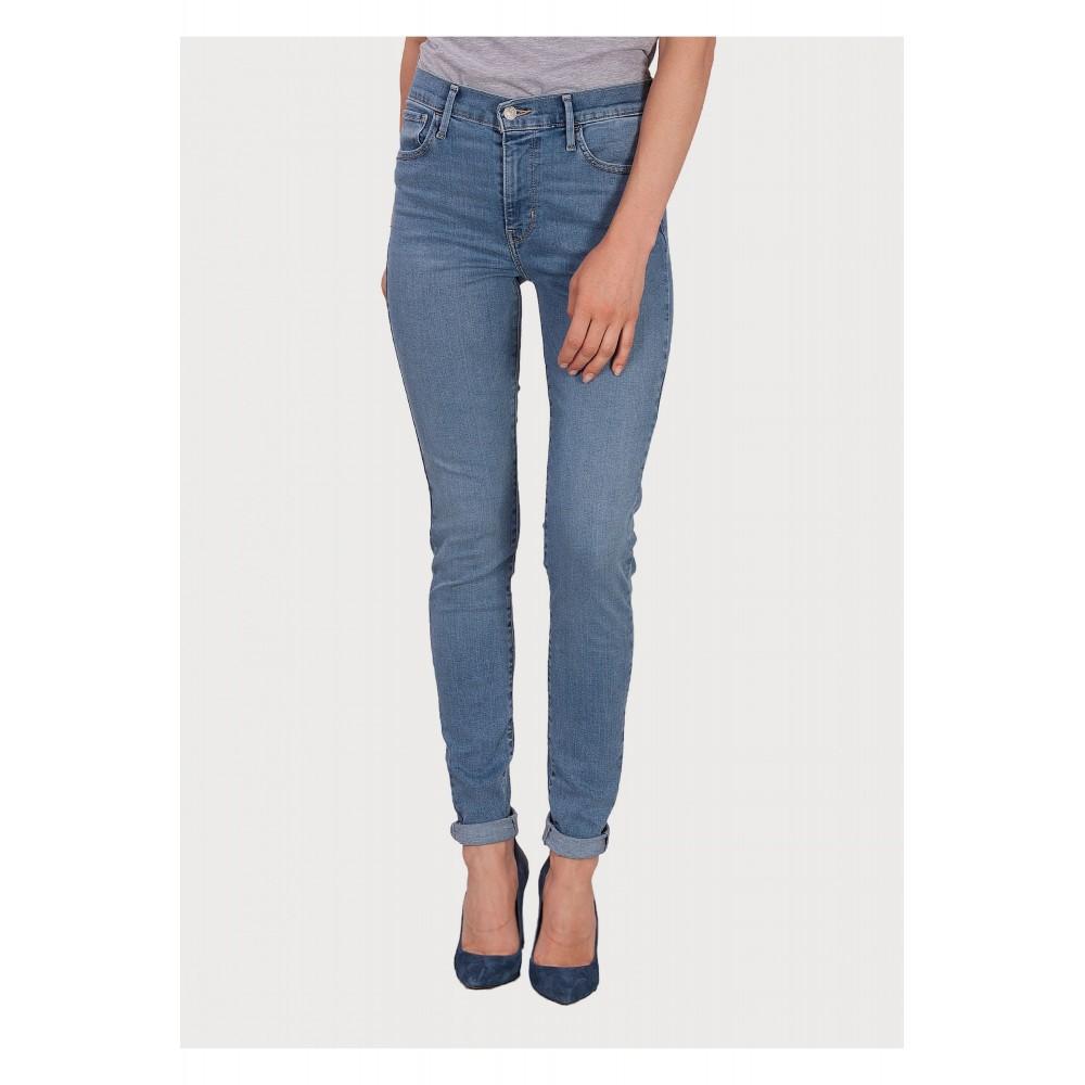 Levi´s dámské jeans 720 HIRISE SUPER SKINNY 52797-0019