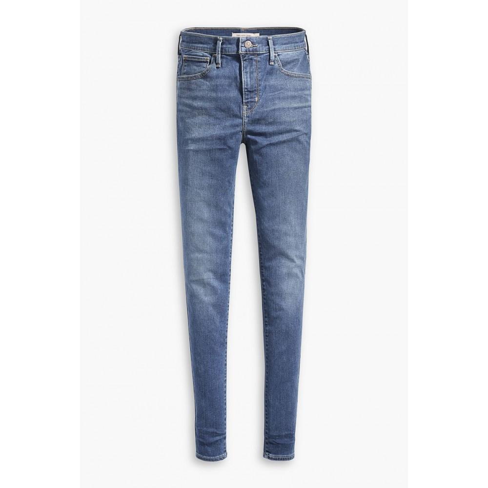 Levi´s dámské jeans 720 HIRISE SUPER SKINNY 52797-0018 Pave The Way