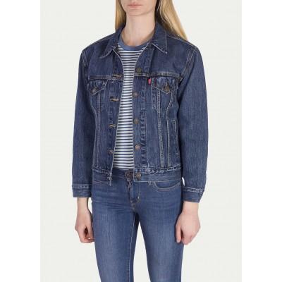 Levi´s dámská jeans bunda EX-BOYFRIEND TRUCKER 29944-0022