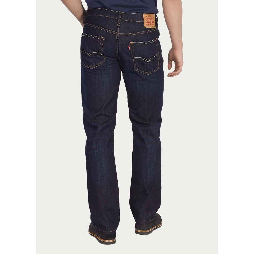 Levi´s pánské jeans 514 STRAIGHT 00514-0977 The Rich