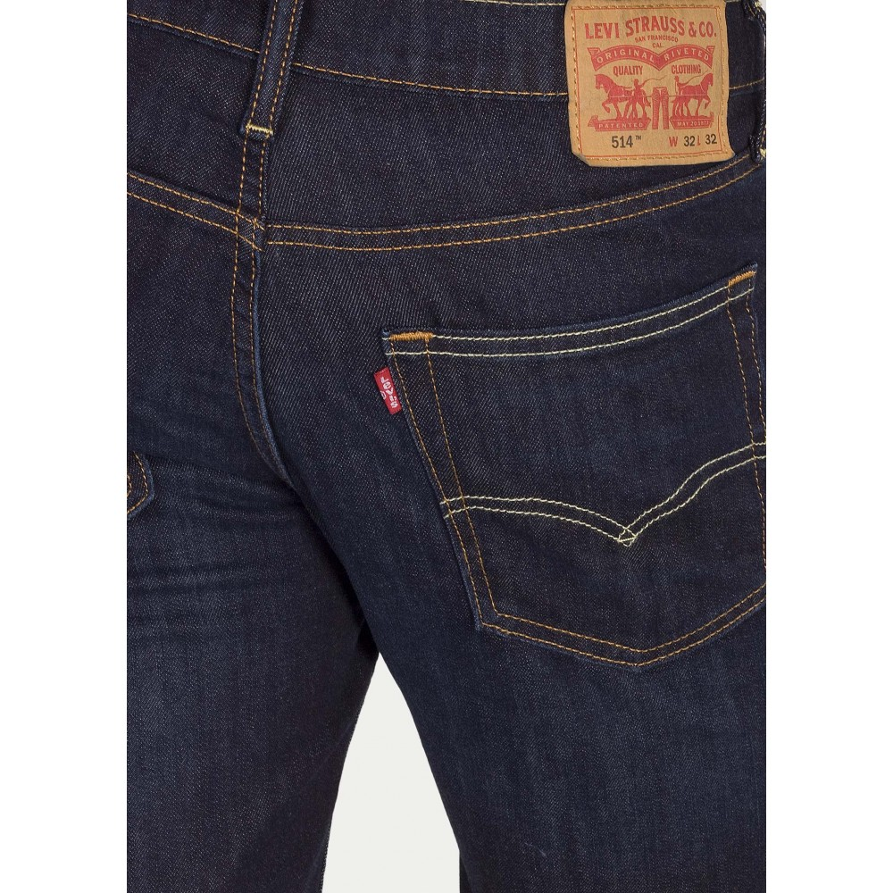 Levi´s pánské jeans 514 STRAIGHT 00514-0977 The Rich d17490c020
