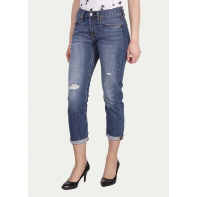 Dámské jeans 501® TAPER 36197-0028