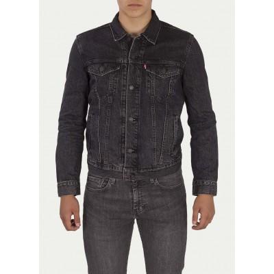 Levi´s pánská jeans bunda THE TRUCKER JACKET Fegin 72334-0305