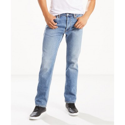 Levi´s pánské jeans 513  SLIM STRAIGHT 08513-0801