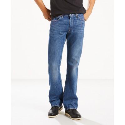 Levi´s pánské jeans 527™ SLIM BOOT CUT 05527-0551