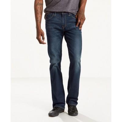 Levi´s pánské jeans 527™ SLIM BOOT CUT 05527-0562 Ama Sequoia