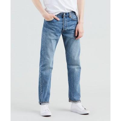 Levi´s pánské jeans 501 ORIGINAL FIT 00501-2637 Baywater