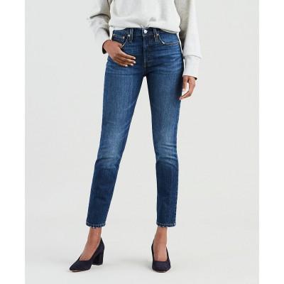 Levi´s dámské jeans 501 SKINNY Neat Freak