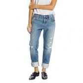 Levi´s jeans dámské 501 FIT TIDAL BLUE