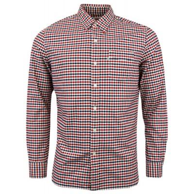 Levi´s pánská košile SUNSET 1 POCKET SHIRT Retro Mod 1960s Gingham Shirt