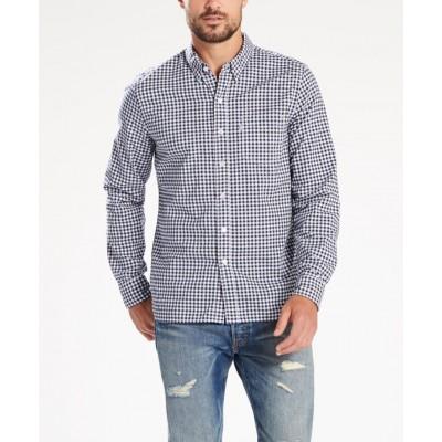 Levi´s pánská košile SUNSET 1 POCKET SHIRT Mentha 2 Blue65824-0340