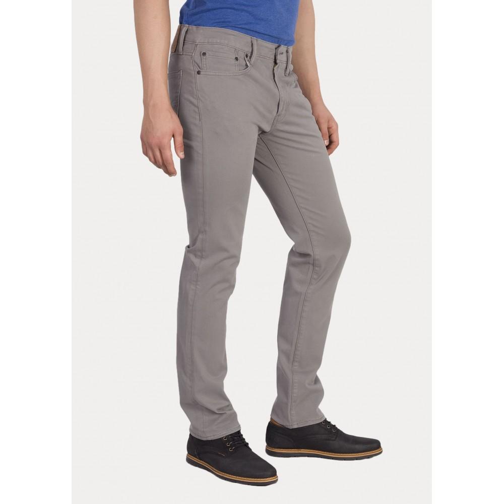 Levi´s pánské jeans 511 SLIM FIT Bi-Stretch - Steel Grey