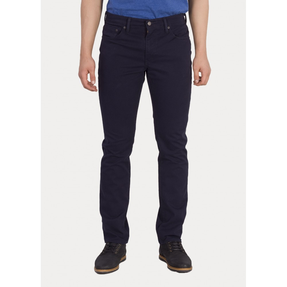 Levi´s pánské jeans 511 SLIM FIT BI - STRETCH JEANS - NIGHTWATCH BLUE