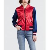 Levi´s dámská bunda 56288-0000 Billie Bomber Chinese red