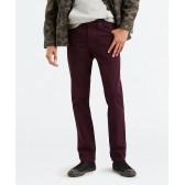 Levi´s pánské jeans 511 SLIM FIT Mulled Wine Bi- Str