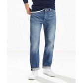 Levi´s pánské jeans 501 ORIGINAL FIT The Aubrey LTWT