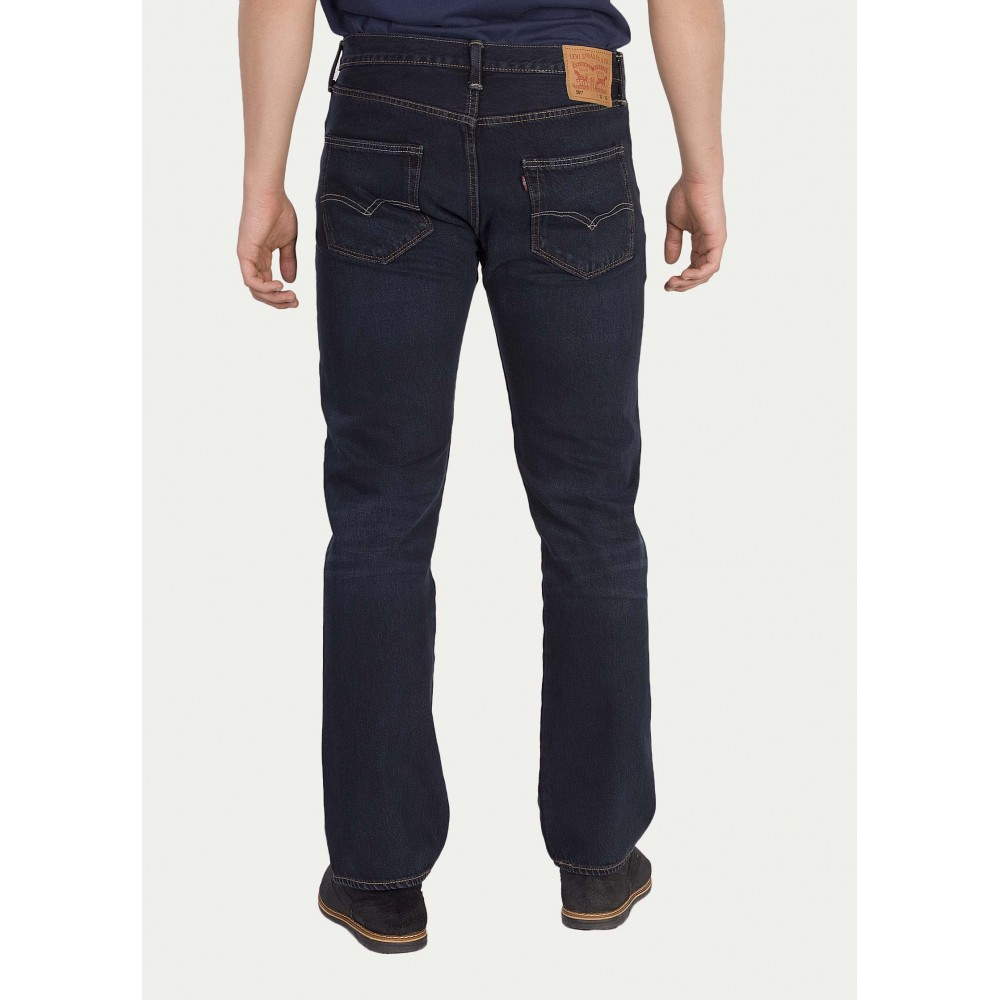 Levi´s pánské jeans 501® ORIGINAL FIT JEANS - Dark Hours