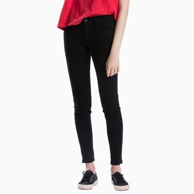 Levi´s dámské jeans INNOVATION SUPER SKINNY Black Galaxy