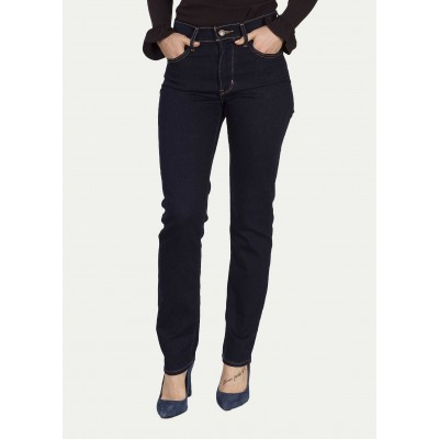 Levi´s dámské jeans 724 HIGH RISE STRAIGHT Cast Shadows T2