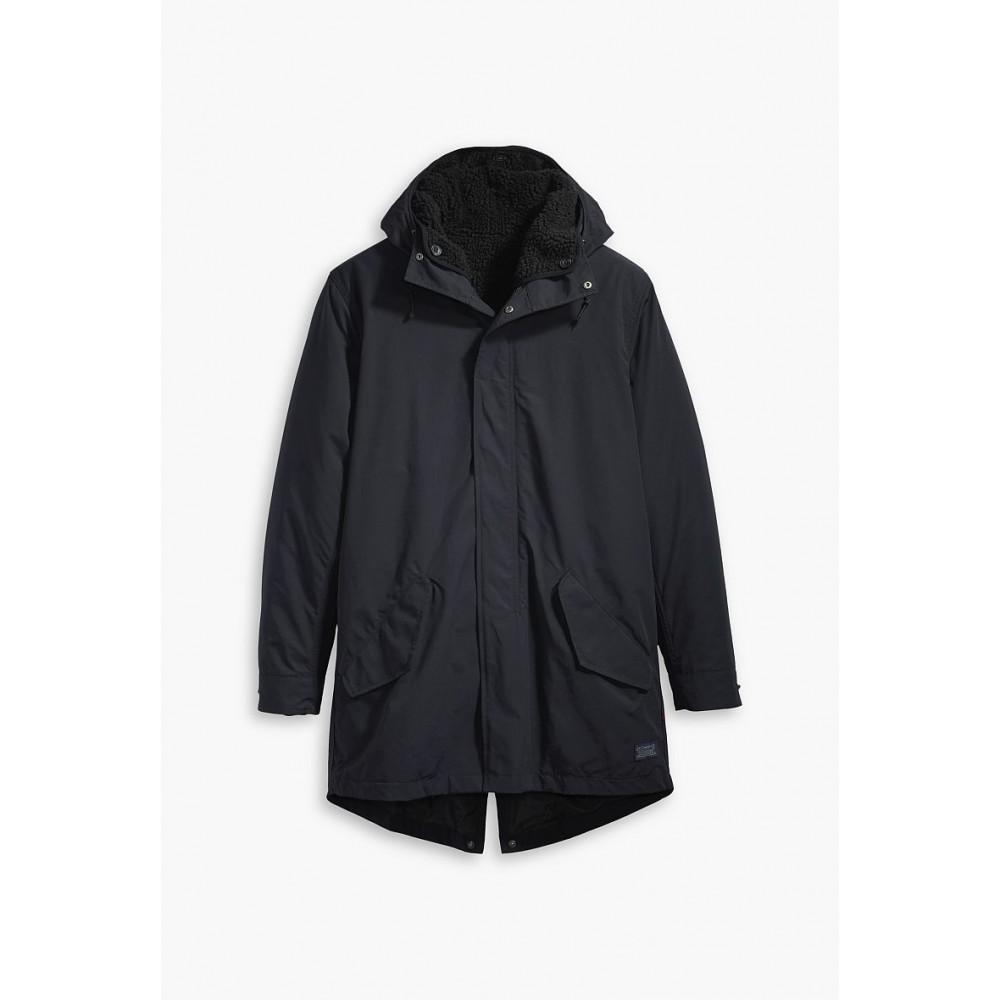 Levi´s pánská bunda 3N1 FISHTAIL  PARKA Black