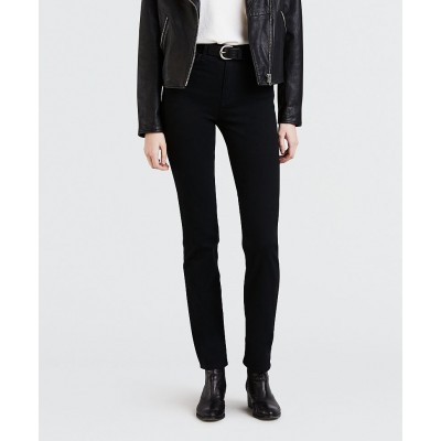 Levi´s dámské jeans 724 HIGH RISE STRAIGHT 18883-0006 Black Sheep