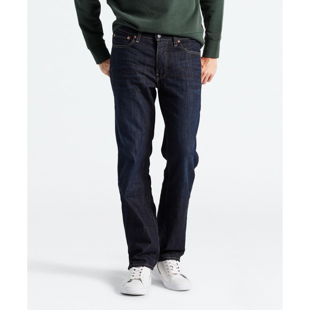 Levi´s pánské jeans 514™ STRAIGHT 00514-1069 The Rich T2