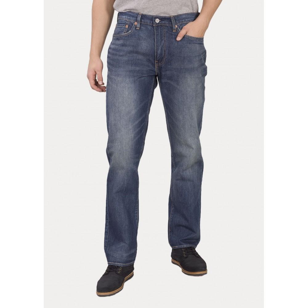 Levi´s pánské jeans 514™ STRAIGHT 00514-1086 Mako Warp Cool