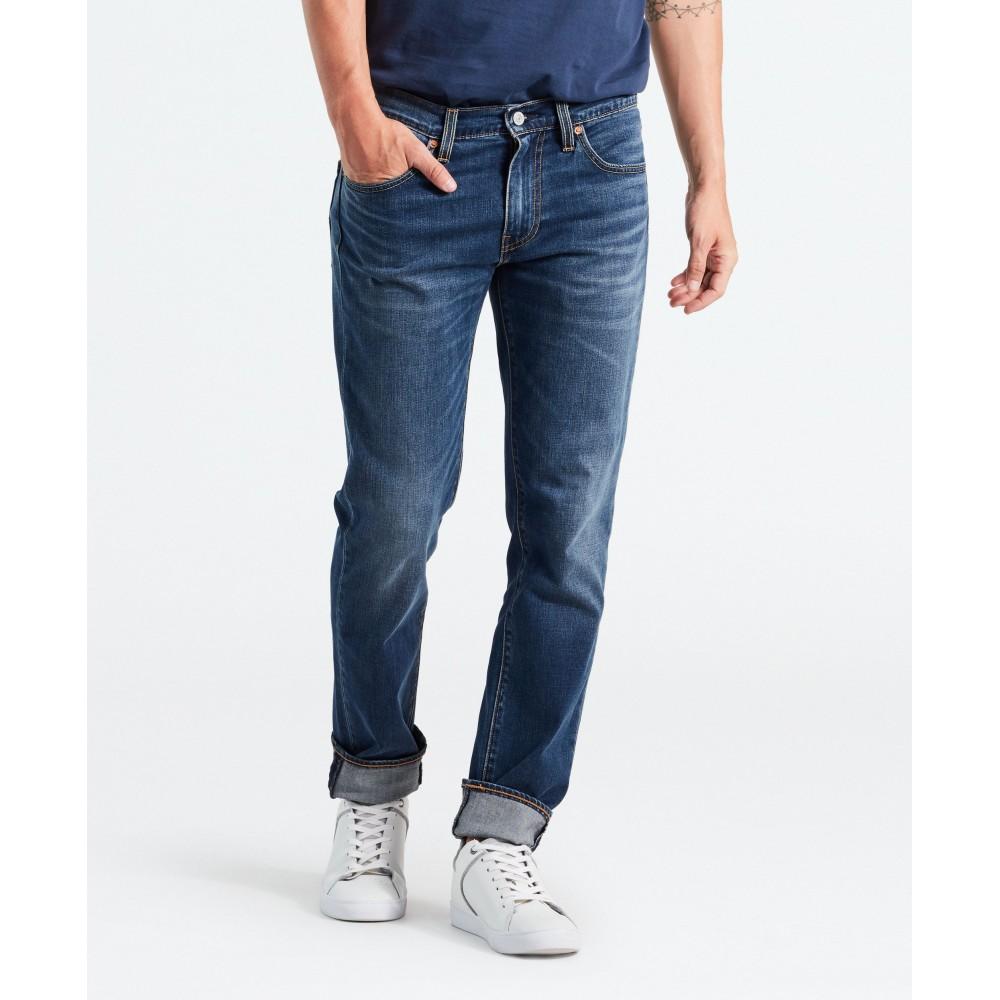 Levi´s pánské jeans 511™ SLIM FIT 04511-3406 Caspian Adapt