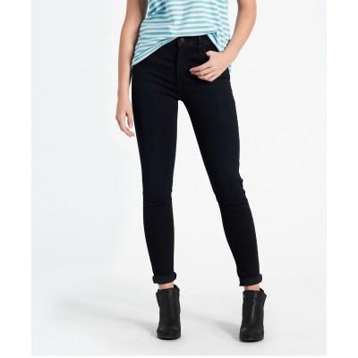 Levi´s dámské jeans 720 HIRISE SUPER SKINNY 52797-0061 Midnight Mayhem