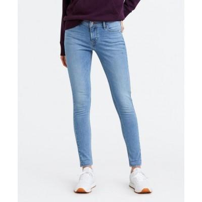 Levi´s dámské jeans INNOVATION SUPER SKINNY 17780-0041 Aviator Blue