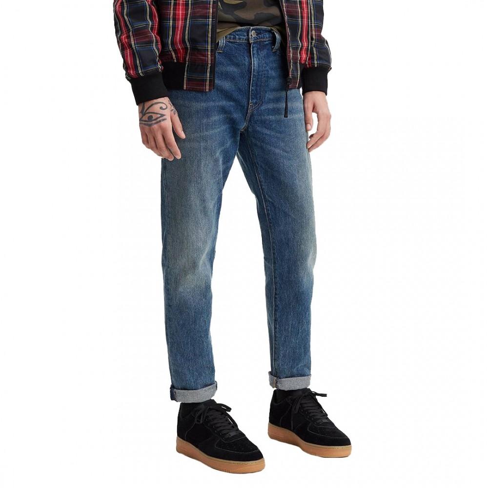 Levi´s pánské jeans 502 TAPER HI-BALL 57783-0025 Game Point