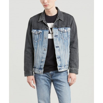 Levi´s pánská jeans bunda THE TRUCKER JACKET 72334-0363 Banzi Trucker