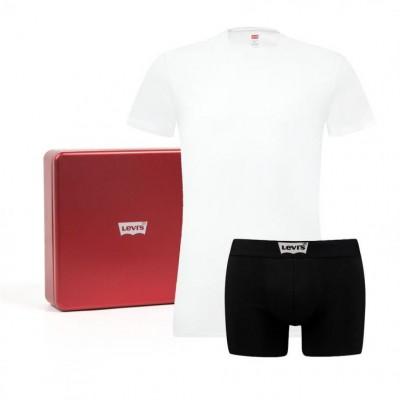Levi´s pánské boxerky a triko - dárkové balení