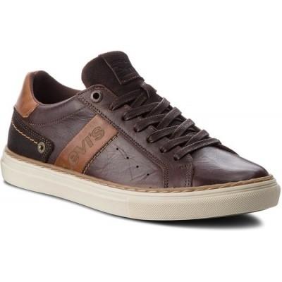 Levi´s pánské boty 228813-700-29 Baker Dark Brown
