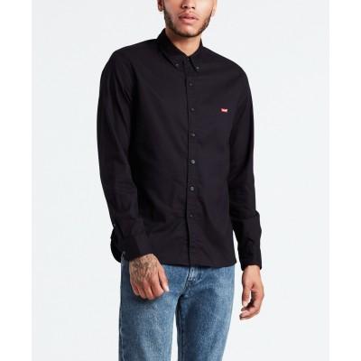 Levi´s pánská košile LS BATTERY HM SHIRT 74389-0002 Black