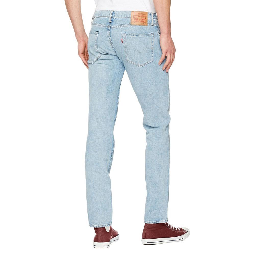 Levi´s pánské jeans 511 SLIM FIT 04511-2607 Ocean Parkway