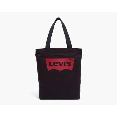 Levi´s taška plátěná Batwing Tote W Black