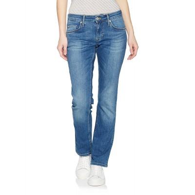 Mustang dámské jeans Sissy straight - světle modré