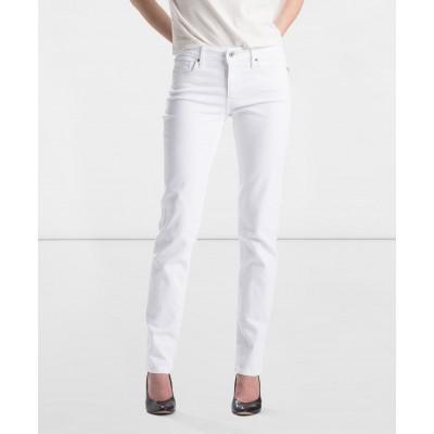 Levi´s dámské jeans 712 SLIM 18884-0078 Western White