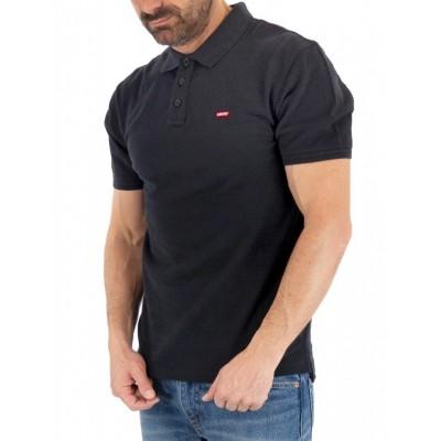 Levi´s pánské triko HOUSEMARK POLO 22401-0080 Mineral Black
